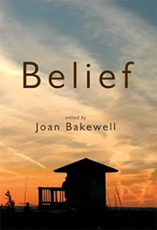 book cover of Belief