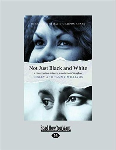 Download Not Just Black and White: A Conversation between A Mother and Daughter pdf epub