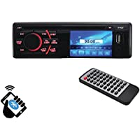 PYLE PRO PLD34MUB 3 Single-DIN In-Dash LCD Monitor DVD Receiver with Bluetooth(R) & USB/SD(TM) Card Inputs