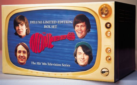 The Monkees - Deluxe Limited-Edition Box Set [VHS]