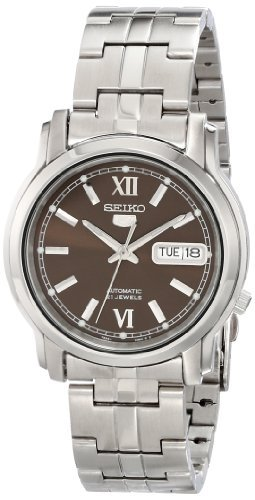 Seiko-Mens-SNKK79-Automatic-Stainless-Steel-Watch