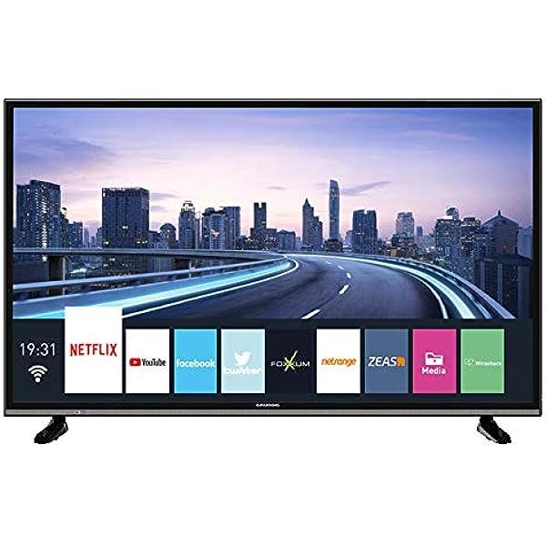 Grundig 49 VLX 7850 BP - TV: 366.11: Amazon.es: Electrónica