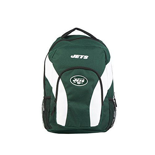 Officially Licensed NFL New York Jets Draftday Backpack]()