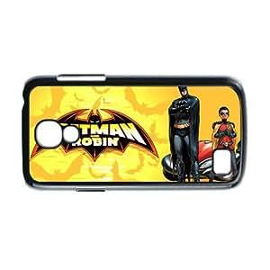 Generic Interesting Have With Batman Robin Comics Plastic Guy Case For S4 Mini Samsung