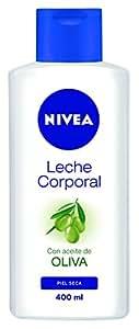 NIVEA - Loción Hidratante Corporal Aceite de Oliva, 400 ml