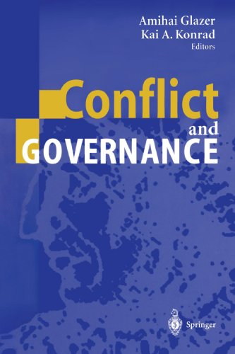 Conflict and Governance