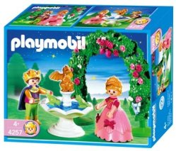 playmobil prince and princess toys games. Black Bedroom Furniture Sets. Home Design Ideas