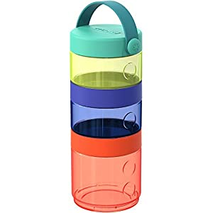 Skip Hop Grab and GO Formula to Food Container Set, Multi