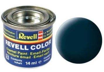 Revell Enamels 14ml Granite Grey Matt Paint by REVELL (Granito Vernice)
