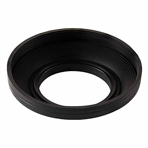 (Promaster Rubber Lens Hood - Wide Angle - 52mm)