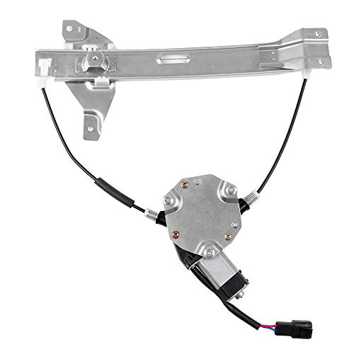 ROADFAR Power Window Regulator and Motor Replacement Parts fit for 2006-2015 Chevy Impala Rear Right Passengers Side 10338752 748-511 Chevy Impala Power Window Motor