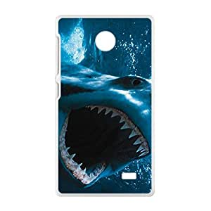 Scary Shark Hot Seller High Quality Case Cove For NOKIA X