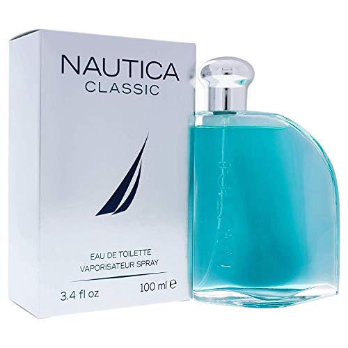 Nautica Classic by Nautica Eau De Toilette Spray 3.4 OZ ()