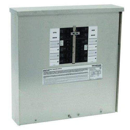 7500 watt propane generator - 9