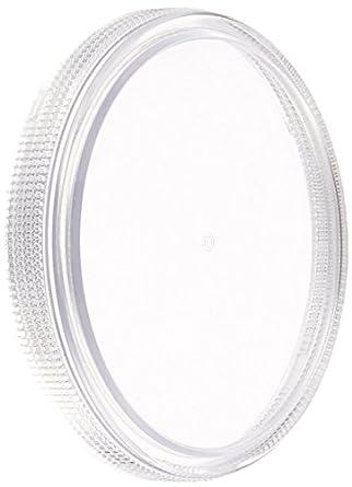 "4 Lens 1//4 Turn Twist Lock 2-1//2/"" Replacement Clear Regulator Gauge Lens Cover"