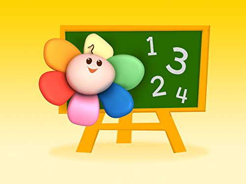 Baby Class First Words And Numbers - Get It -