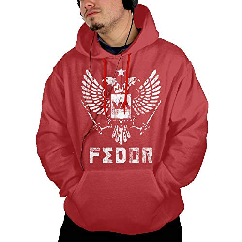 Givmegjvnd Mens Fedor Emelianenko Fighter -