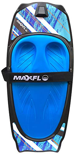 """Water Sport Knee Board with Integrated Hook for Kids & Adults 