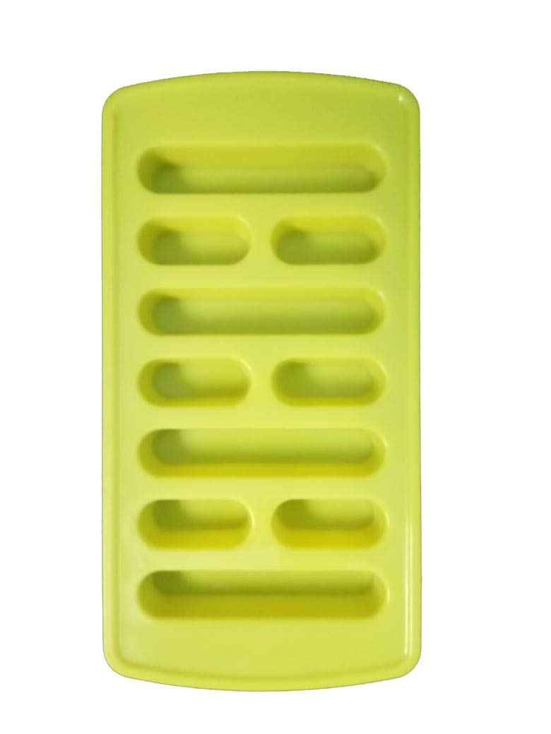 DeoDap Easy to Release & Flexible 10 Cubes ice Tray 1pc