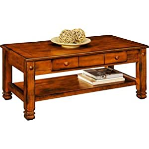Convenient console sturdy shelf 2 drawer for Coffee table 70 x 40