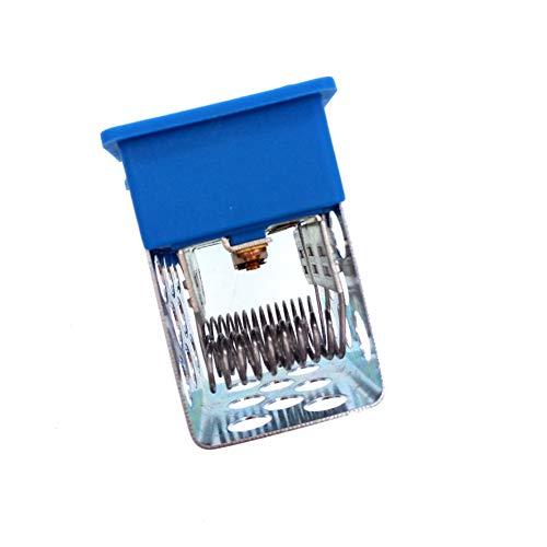 64118391699 Heater Blower Motor Fan Resistor for BMW E34 525i 530i 535i 540i M5 ()