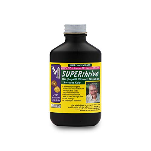 (SUPERthrive VI30155 Plant Vitamin Solution, 1 Pint (4 Ounce))