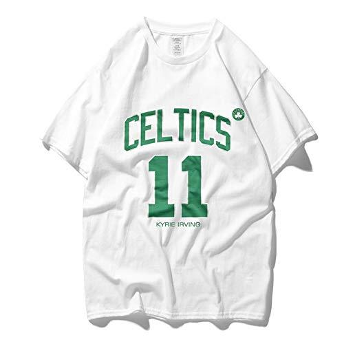 T-Shirt, weich und atmungsaktiv Männer für Sport Fußball Basketball, schnell trocknende Turnhalle und Laufbekleidung