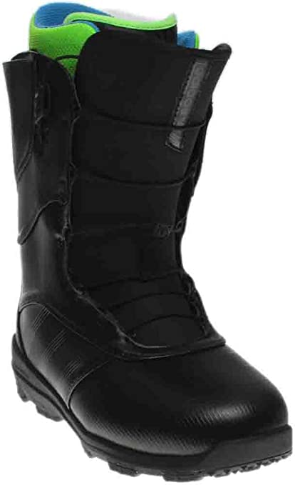 finest selection 40241 e0deb Adidas - Mens The Blauvelt Snowboard Boots 2017, BlackBlack, 9