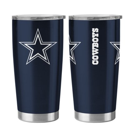NFL Dallas Cowboys Ultra Tumbler, - Beverage Cowboys