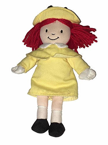 "KIDS PREFERRED 9"" Madeline Plush Doll from KIDS PREFERRED"