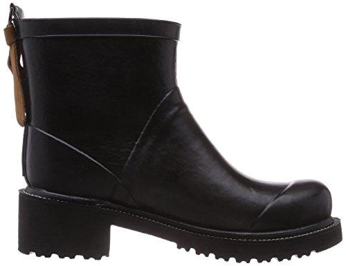 Women's Rub ILSE Boot Black 60 JACOBSEN Rain 14qxC5wTq
