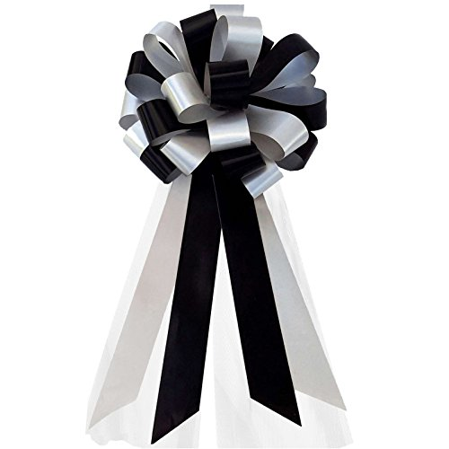ding Pew Pull Bows with Tulle Tails - 8