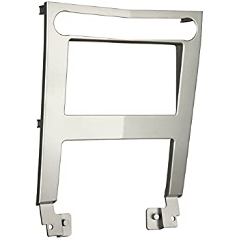 Metra 95-7404S Double DIN Installation Dash Kit for 2004-2006 Nissan Maxima, Painted Grey to Match Factory Dash (GREY)