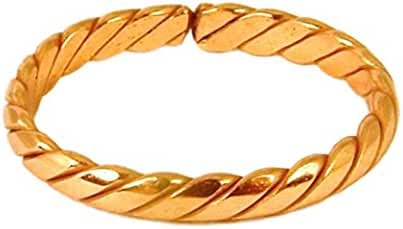 ProExl Solid Copper Ring for Arthritis,Iron Deficiency and Anemia Relief
