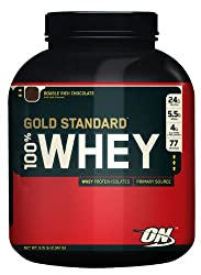 Optimum Nutrition 100% Whey Gold Standard, Tropical Punch, 2 Pound from Optimum Nutrition