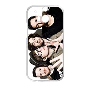 HTC One M8 Cell Phone Case White Boy band 002 HIV6755169567232