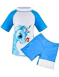 Girl's Two Piece Swimwear | Amazon.com