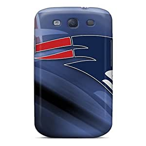 Pretty WIY530QAeI Galaxy S3 Case Cover/ New England Patriots Series High Quality Case