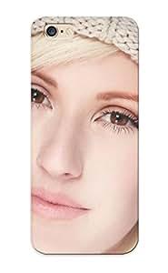Premium DMGChtK2729XxUZP Case With Scratch-resistant/ Ellie Goulding Case Cover For Iphone 6 Plus