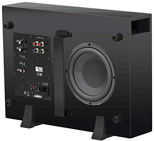 10 inch subwoofer low profile - 9