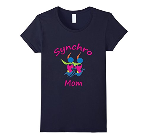 womens-synchro-mom-synchronized-swimming-t-shirt-medium-navy