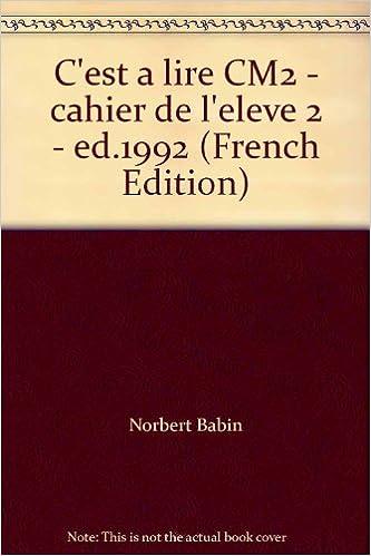 cah revision maths cm2 ancienne edition