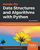 Hands-On Data Structures and Algorithms with Python, 2nd Edition Front Cover