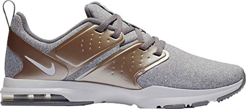 la TR Training Shoes (Grey/Mauve/MTLC, 6.5 M S) ()