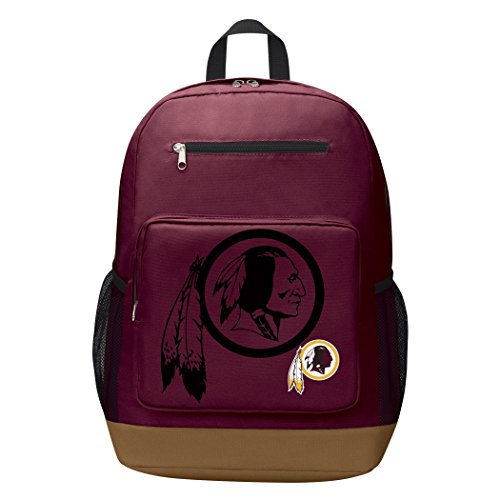 79da56eca1 Washington Redskins Backpack, Redskins Knapsack, Redskins Travel ...