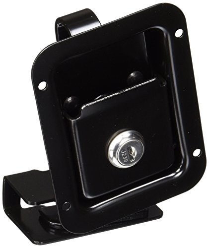 Bestop 51252-01 Paddle Handle Set with Rotary Latch for 97-06 Wrangler TJ by Bestop