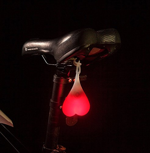 Delomo Waterproof Warning Taillight Bicycle product image