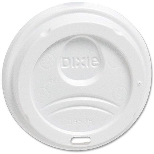 Dixie Foods 9538DXPK Perfect Touch Dome Lids, for 8 oz., 100/PK