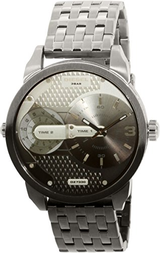 Diesel Watches Mini Daddy Watch (Black/Black)