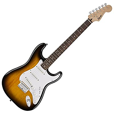 Squier by Fender Bullet Mustang HH Short Scale Beginner Electric Guitar